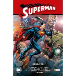 SUPERMAN VOL. 04 : RENACIDO  (SUPERMAN SAGA)