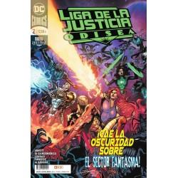 LIGA DE LA JUSTICIA: ODISEA Nº 02