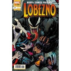 MARVEL COMIC PRESENTS: LOBEZNO Nº 02 ( DE 3)