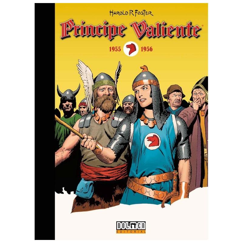 PRINCIPE VALIENTE 1955 - 1956