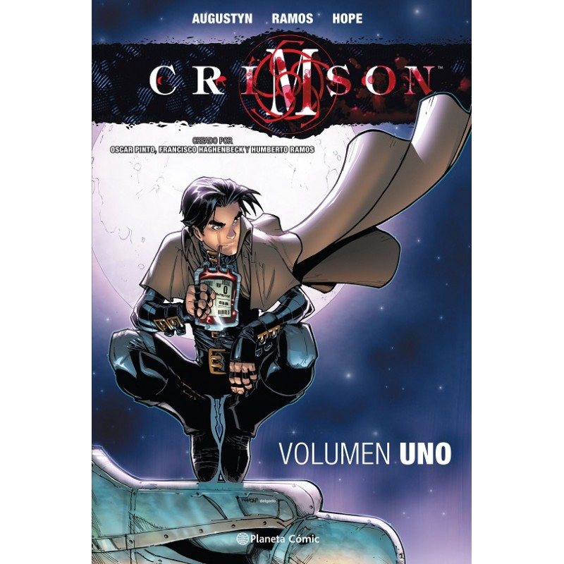 CRIMSON VOLUMEN 1 (DE 2)