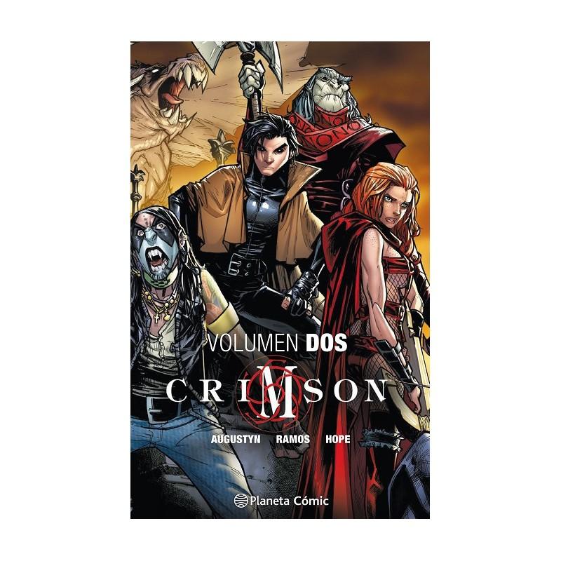 CRIMSON VOLUMEN 2 (DE 2)