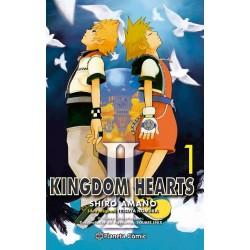 KINGDOM HEARTS II Nº 01 (DE 10)