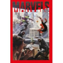 MARVEL FACSIMIL: MARVELS Nº 0