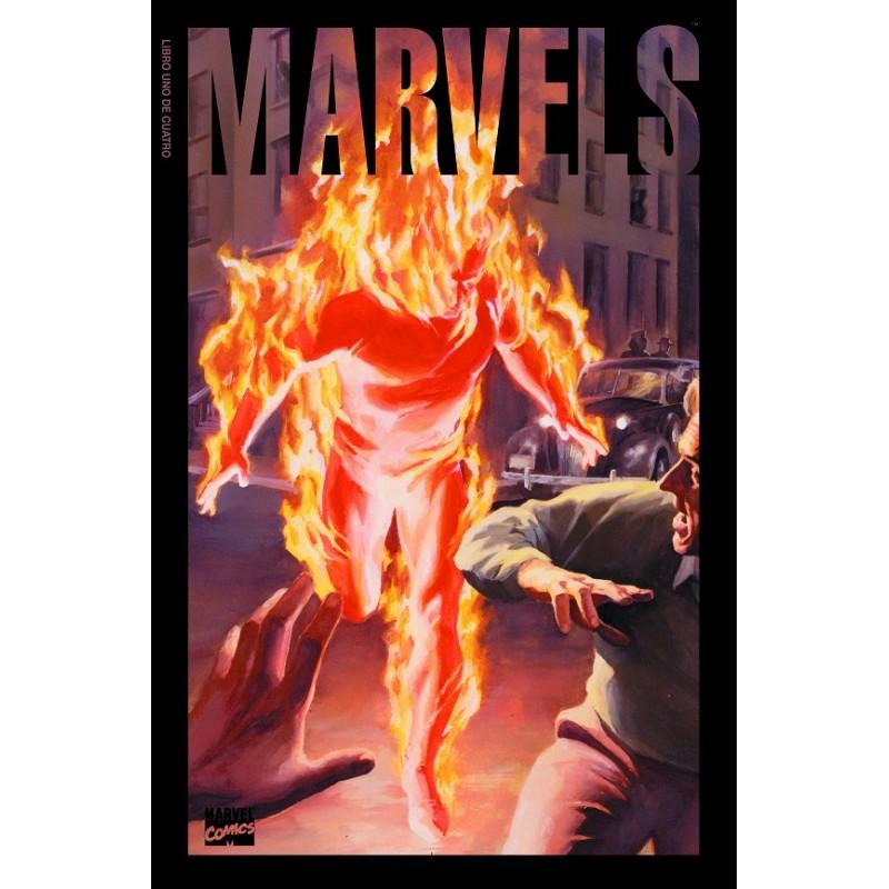 MARVEL FACSIMIL: MARVELS Nº 01