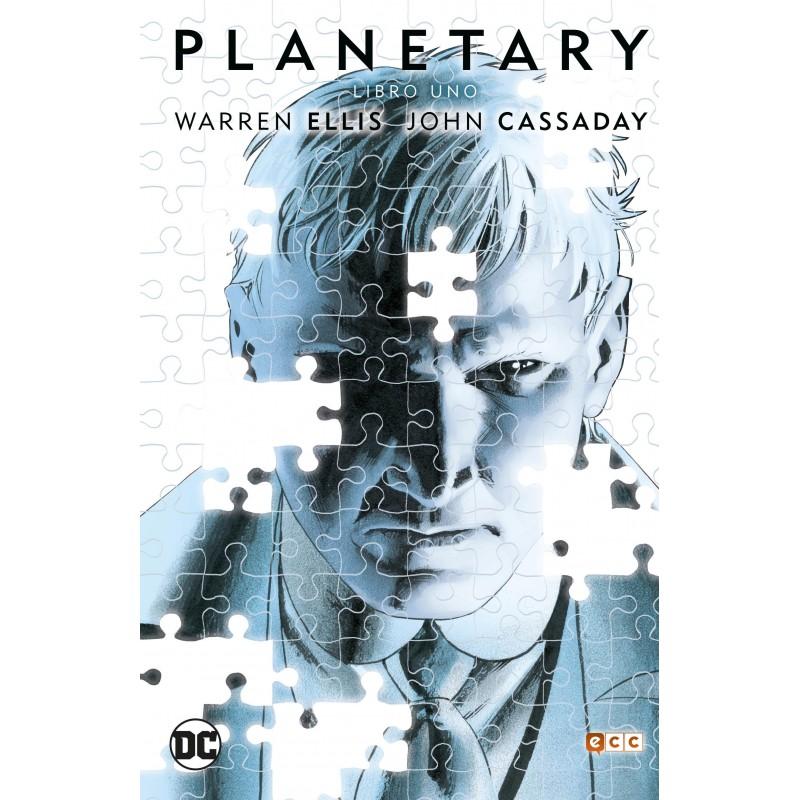 PLANETARY LIBRO 01 (DE 2) (SEGUNDA EDICIÓN)