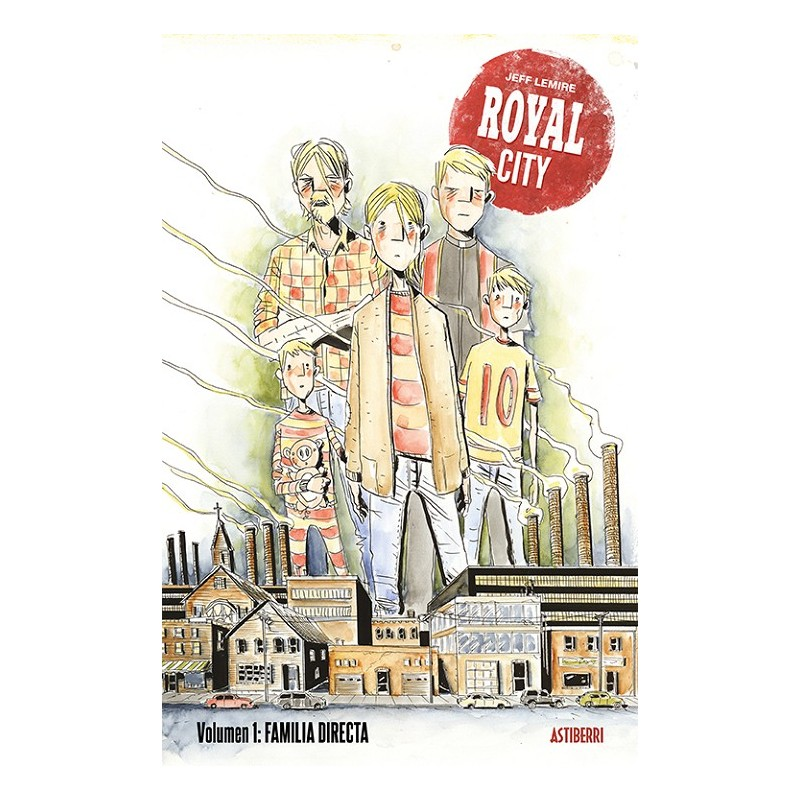 ROYAL CITY VOL. 01: FAMILIA DIRECTA