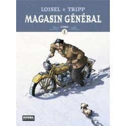 MAGASIN GÉNÉRAL LIBRO 01 (EDICIÓN INTEGRAL)