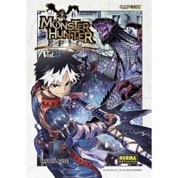 MONSTER HUNTER EPIC Nº 03
