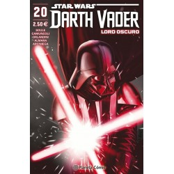 DARTH VADER LORD OSCURO Nº 20 (DE 25)