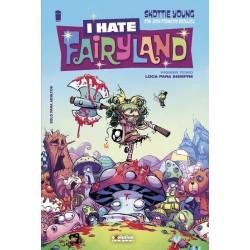 I HATE FAIRYLAND VOL. 01: LOCA PARA SIEMPRE