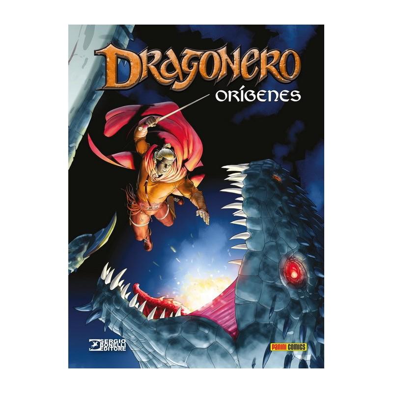 DRAGONERO VOL. 01: ORIGENES