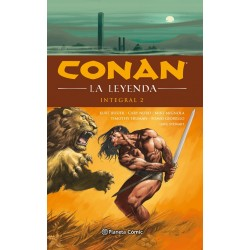 CONAN LA LEYENDA (INTEGRAL) Nº 2 (DE 4)