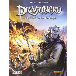 DRAGONERO VOL. 02: EN LA TIERRA DE LOS NECRÓFAGOS