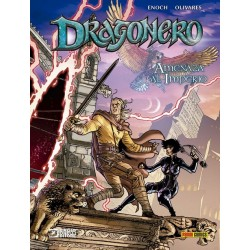 DRAGONERO VOL. 03: AMENAZA AL IMPERIO