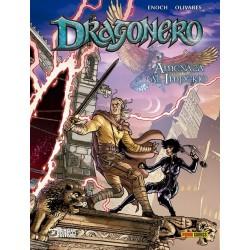 DRAGONERO VOL. 03: AMENAZA AL IMPERIO