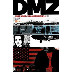 DMZ VOLUMEN 01 (DE 5)