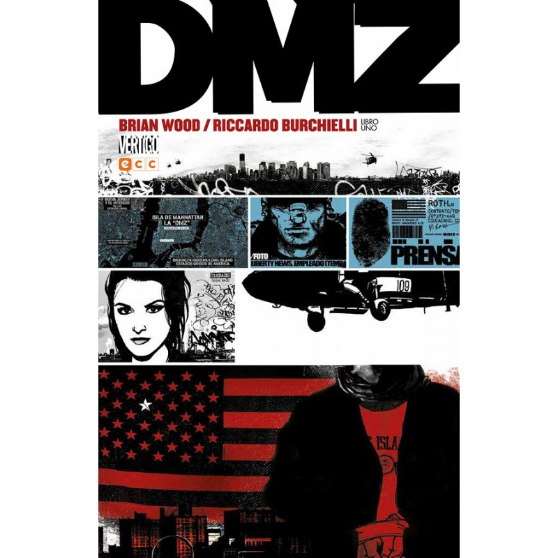 DMZ VOLUMEN 01 (DE 5)