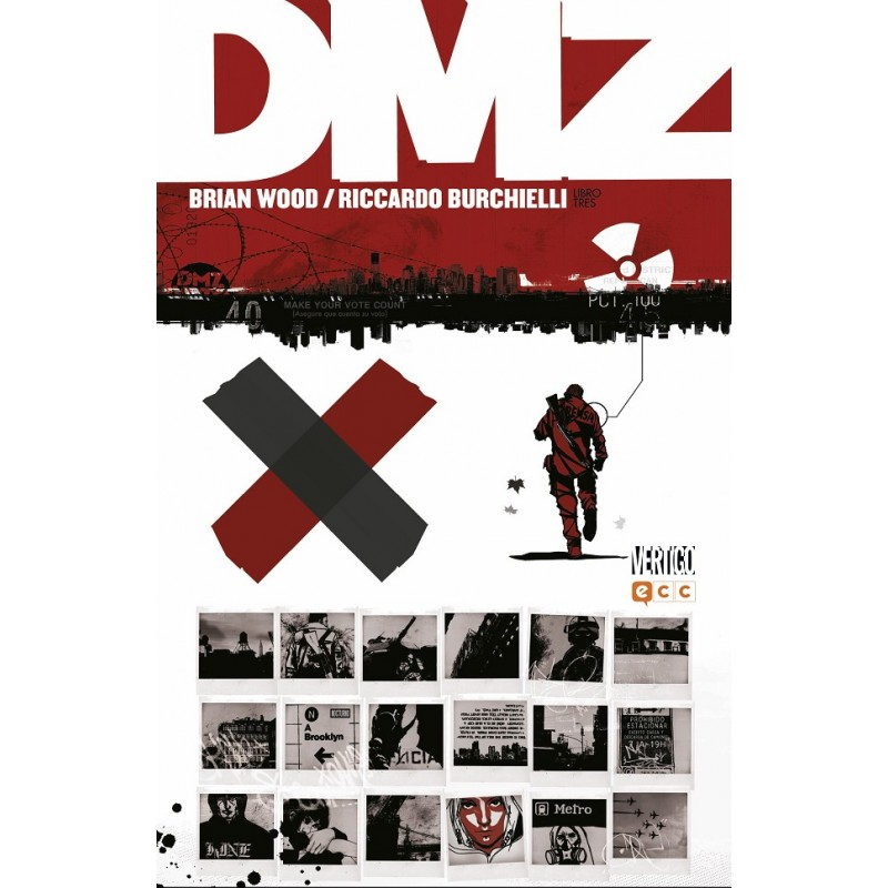 DMZ VOLUMEN 03 (DE 5)