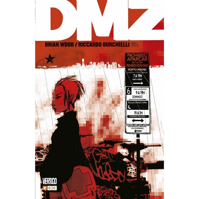 DMZ VOLUMEN 05 (DE 5)