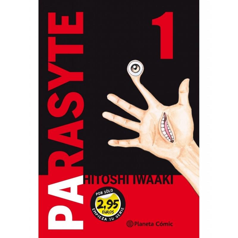 PARASYTE Nº 01 (DE 08) VERSION PROMO SHONEN