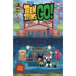 TEEN TITANS GO! Nº 36