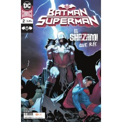 BATMAN / SUPERMAN Nº 02