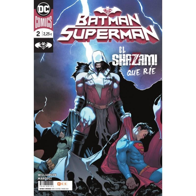 BATMAN / SUPERMAN Nº 02