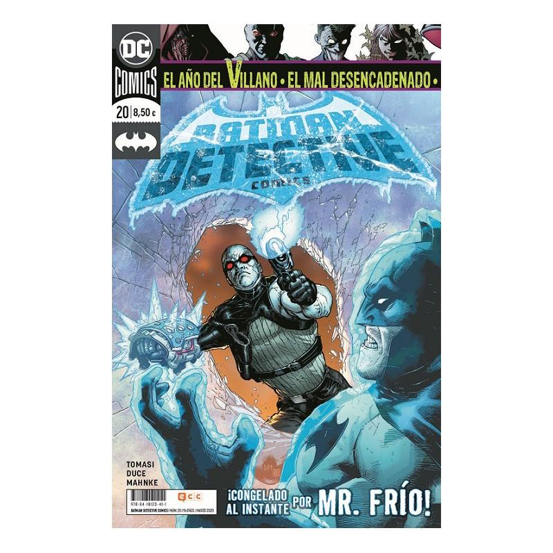 BATMAN: DETECTIVE COMICS Nº 20