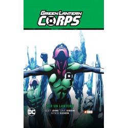 GREEN LANTERN CORPS VOL. 02: SER UN LANTERN (GL...
