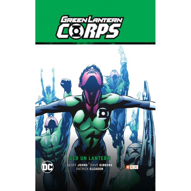 GREEN LANTERN CORPS VOL. 02: SER UN LANTERN (GL SAGA)