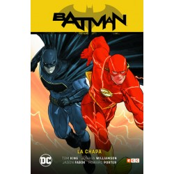 BATMAN DE TOM KING VOL. 05: LA CHAPA