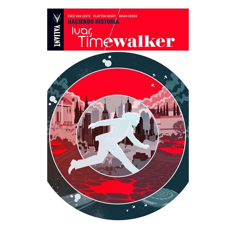 IVAR TIMEWALKER Nº 01: HACIENDO HISTORIA