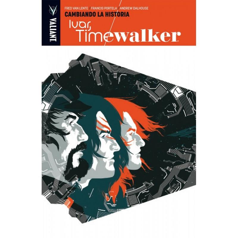 IVAR TIMEWALKER Nº 02: CAMBIANDO LA HISTORIA
