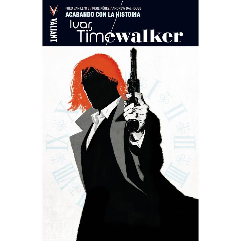IVAR TIMEWALKER Nº 03: ACABANDO CON LA HISTORIA