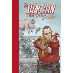 THE SHAOLIN COWBOY VOL. 03: ¿QUIÉN PONDRÁ FIN AL REINADO?