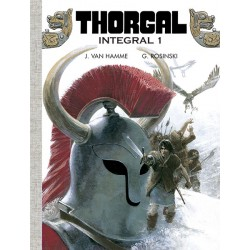THORGAL INTEGRAL VOLUMEN 1