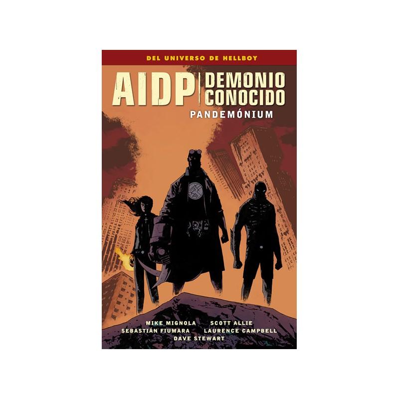 AIDP Nº 34: DEMONIO CONOCIDO 2- PANDEMÓNIUM