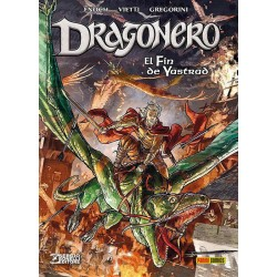 DRAGONERO VOL. 05: EL FIN DE YASTRAD