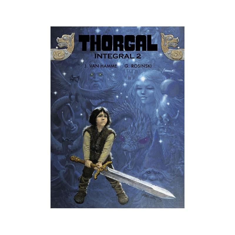 THORGAL INTEGRAL VOLUMEN 2