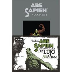 ABE SAPIEN INTEGRAL VOLUMEN 1