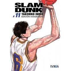 SLAM DUNK  Nº 11  (EDICIÓN KANZENBAN)