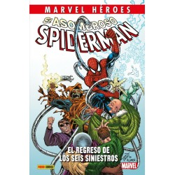 MARVEL HEROES. ASOMBROSO SPIDERMAN: EL REGRESO...