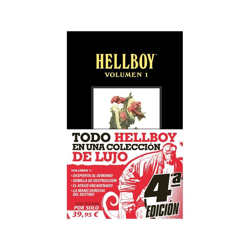 HELLBOY EDICIÓN INTEGRAL VOLUMEN 1