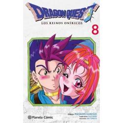 DRAGON QUEST VI: LOS REINOS ONIRICOS Nº 08 (DE 14)