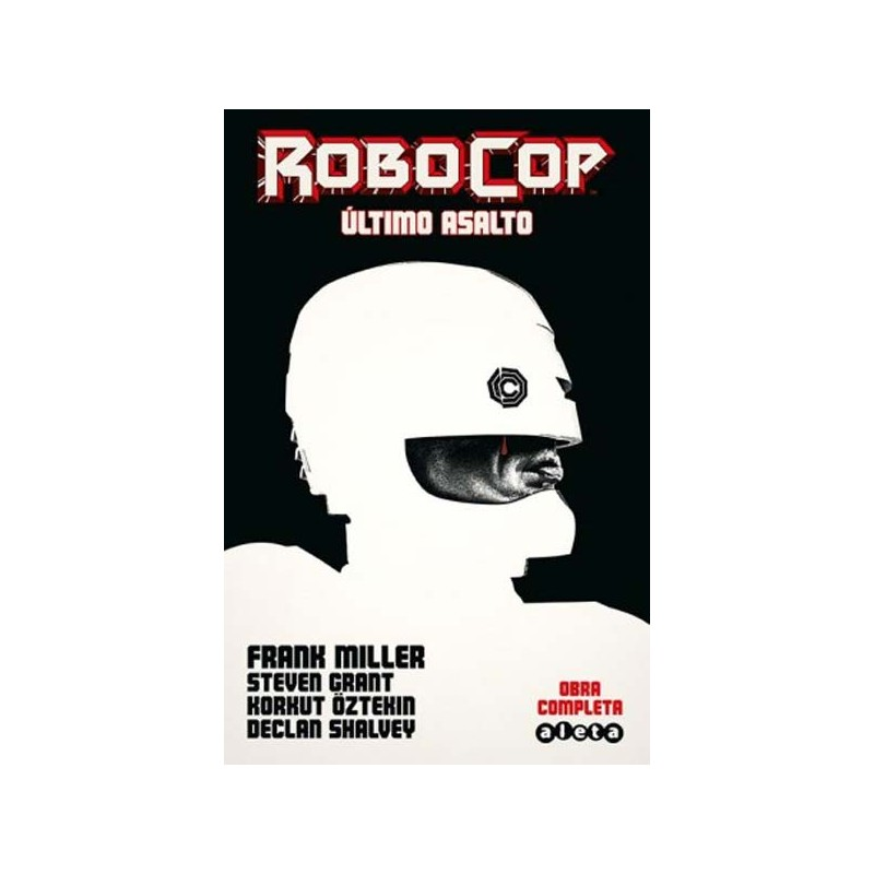 ULTIMO ASALTO ROBOCOP (ESTUCHE RECOPILATORIO)