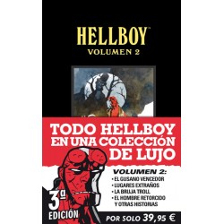 HELLBOY EDICIÓN INTEGRAL VOLUMEN 2