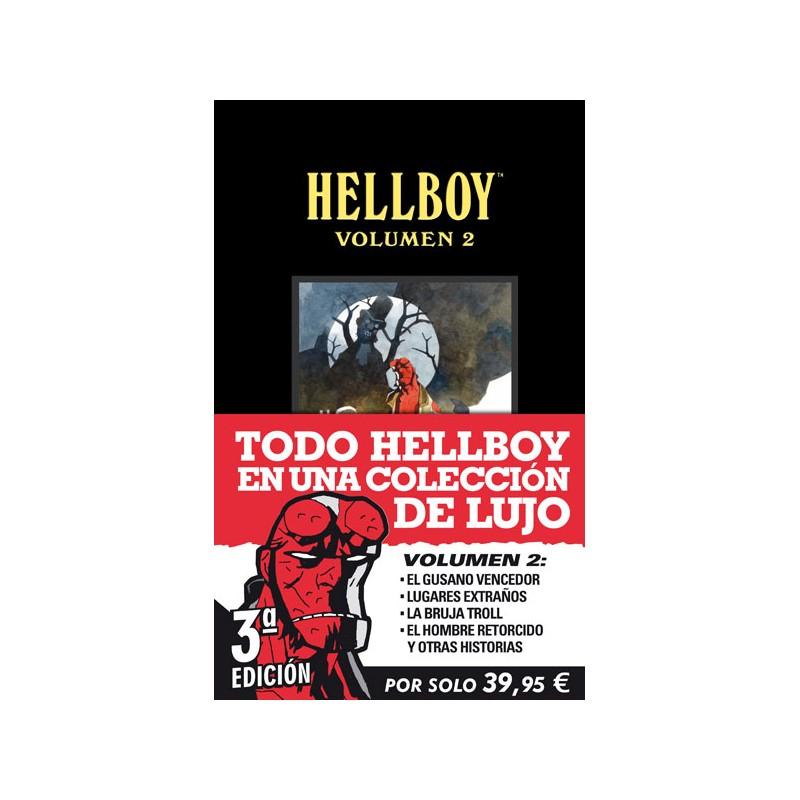 HELLBOY EDICIÓN INTEGRAL VOLUMEN 2