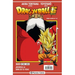 DRAGON BALL SUPER SERIE ROJA Nº 238