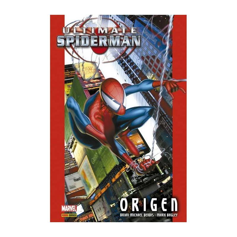 ULTIMATE SPIDERMAN VOL. 01: ORIGEN